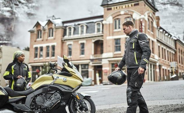 Мотокуртку и мотоштаны Klim Kodiak улучшили