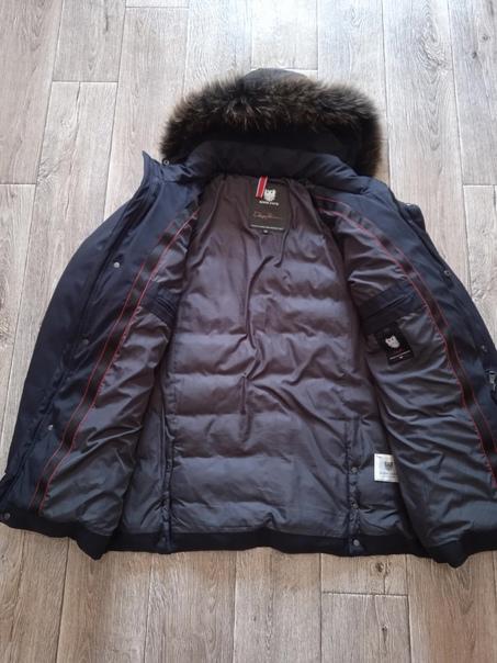 Куртка мужская зимняя (Турция) , размер 54-56. В и...