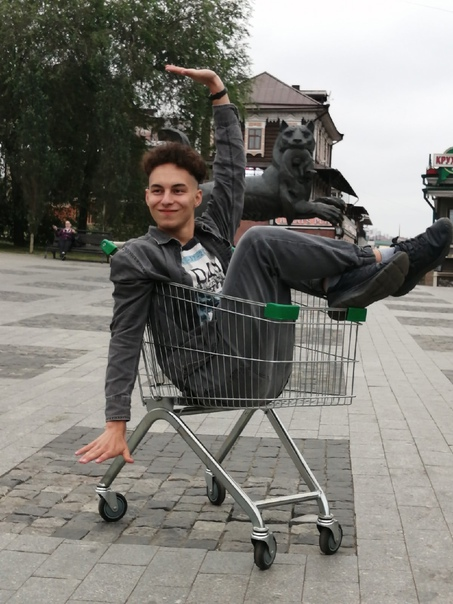 Никита Малышев, Иркутск, Россия