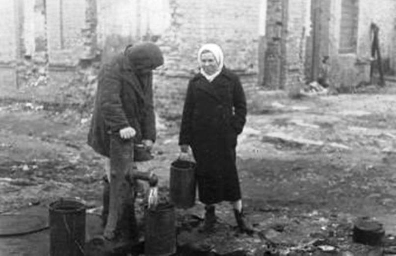 О событиях в оккупированном Орле 1943 года вспоминает Ольга Михайловна Михайлова...