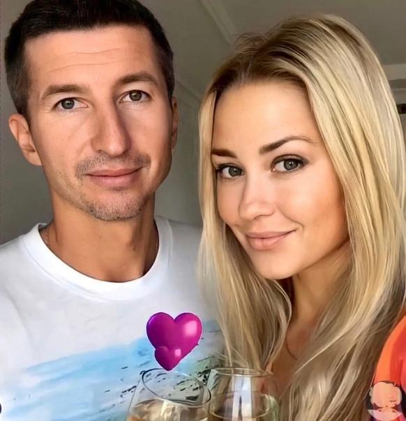 Бывший муж Юлии Началовой  , Евгений Алдонин с нынешней женой
