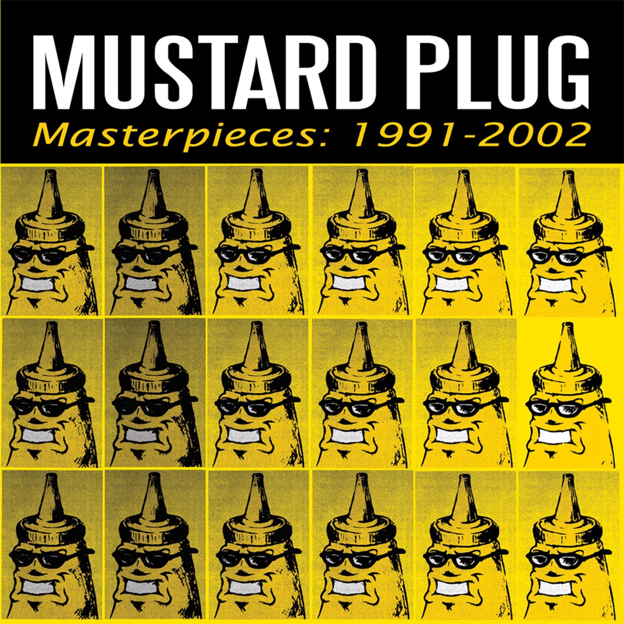 Mustard Plug album Masterpieces 1991-2002
