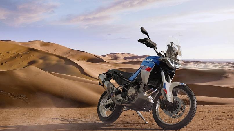 Турэндуро Aprilia Tuareg 660 2022