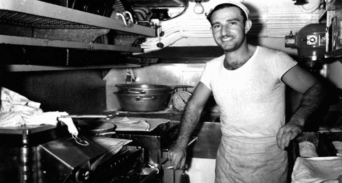 Кок на борту субмарины США