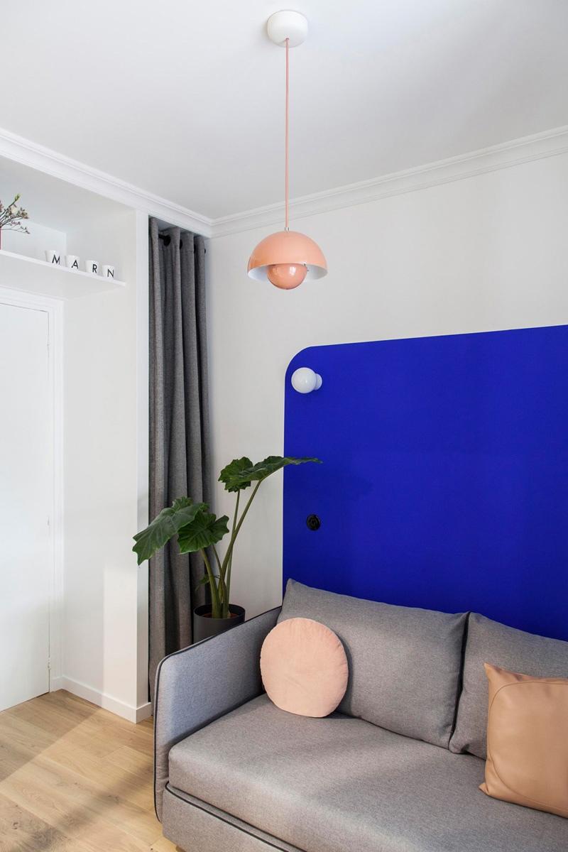 Маленькая квартира-студия всего 12 кв.