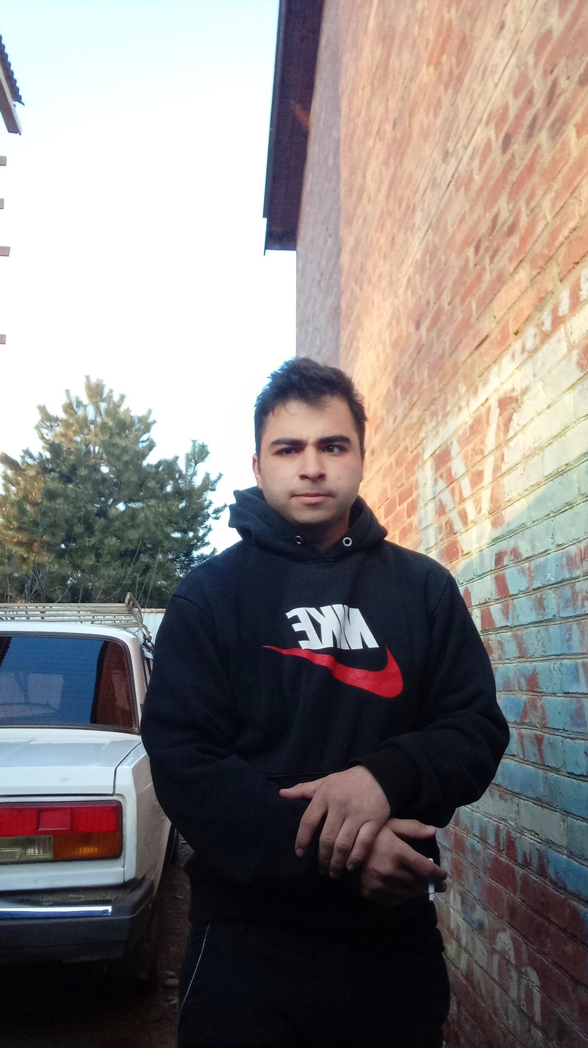 David, 20, Sal'sk