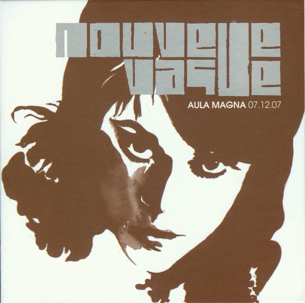 Nouvelle Vague album Aula Magna 07.12.07