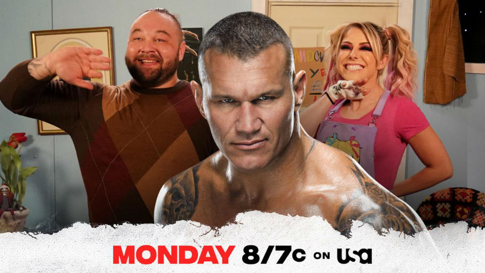 WWE Monday Night RAW 07.12.2020