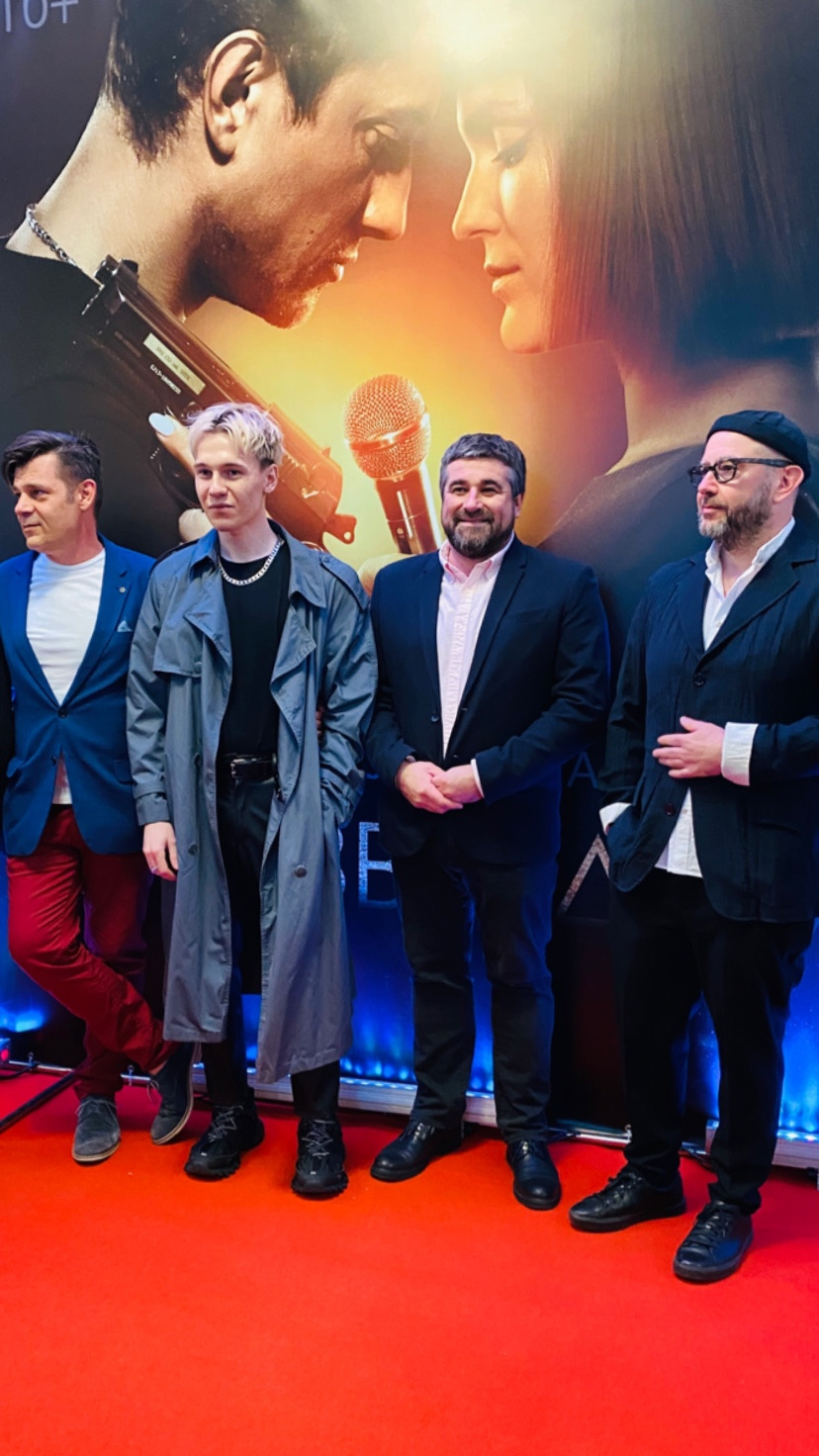 Закрытая премьера нового фильма «Тень звёзды» в главной роли с Павлом Прилучным прошла без него?, изображение №2