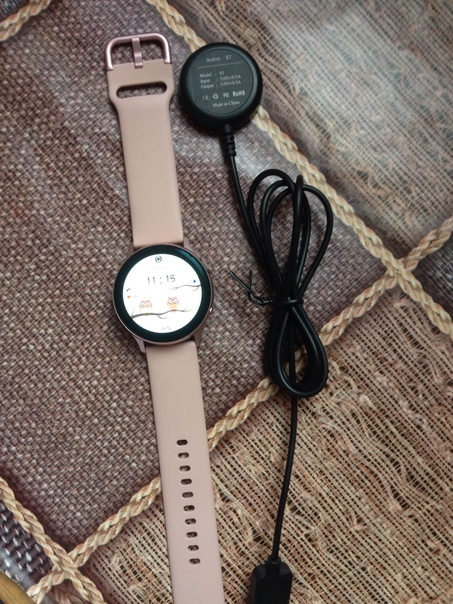 март-часы Samsung Galaxy Watch Active2 40mm Цена 5...