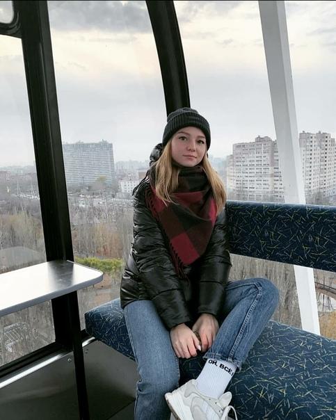 Алина Полуднякова, Самара, Россия