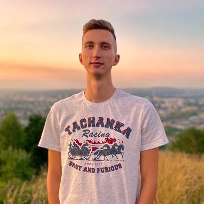 Авель Хлюстин, Новокузнецк
