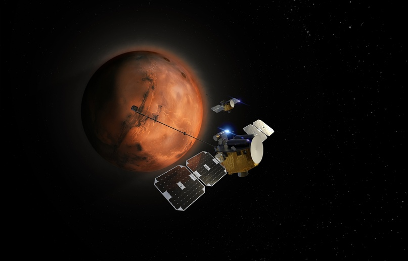 New space: Rocket Lab летят на Марс 🛰