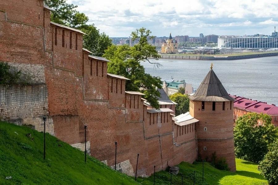 Нижний Новгород. Городские экскурсии