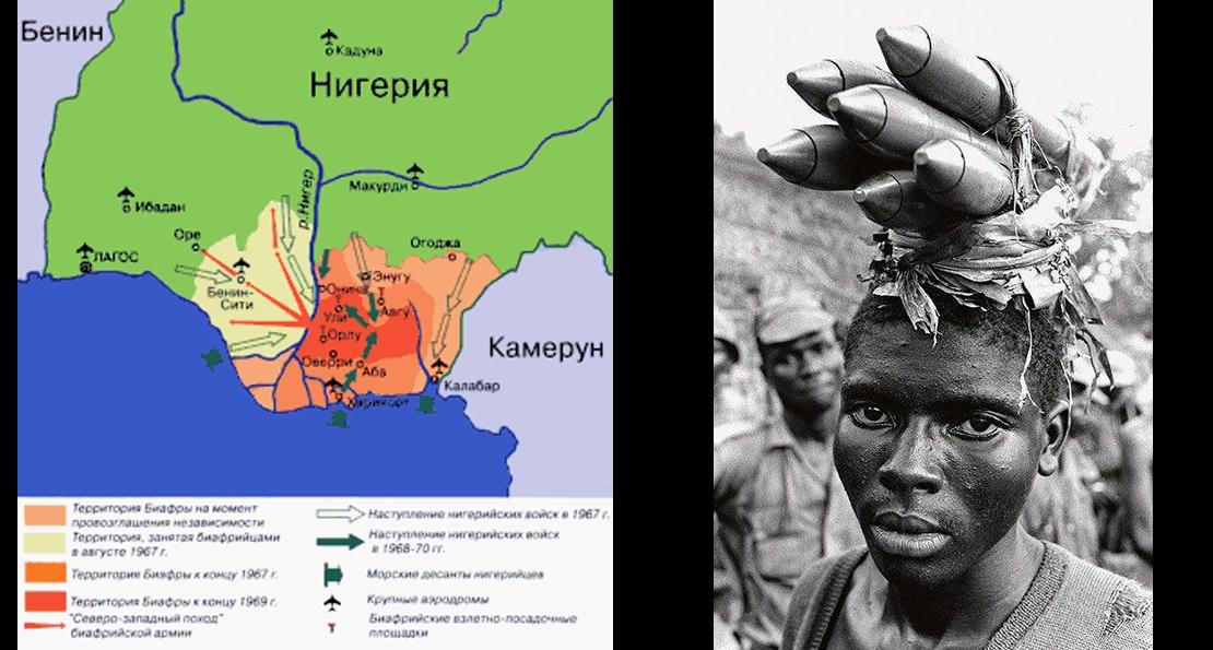 Война в Биафре
