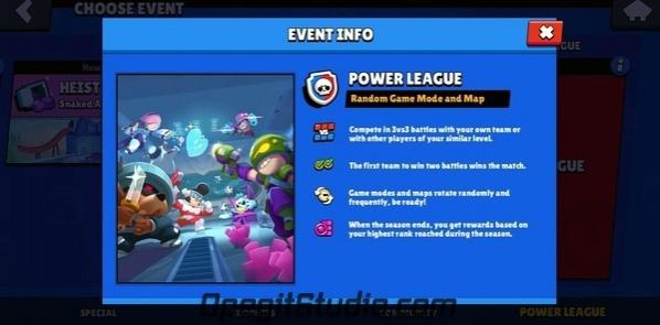 Силовая Лига уже в игре! #BS@supercell_studio