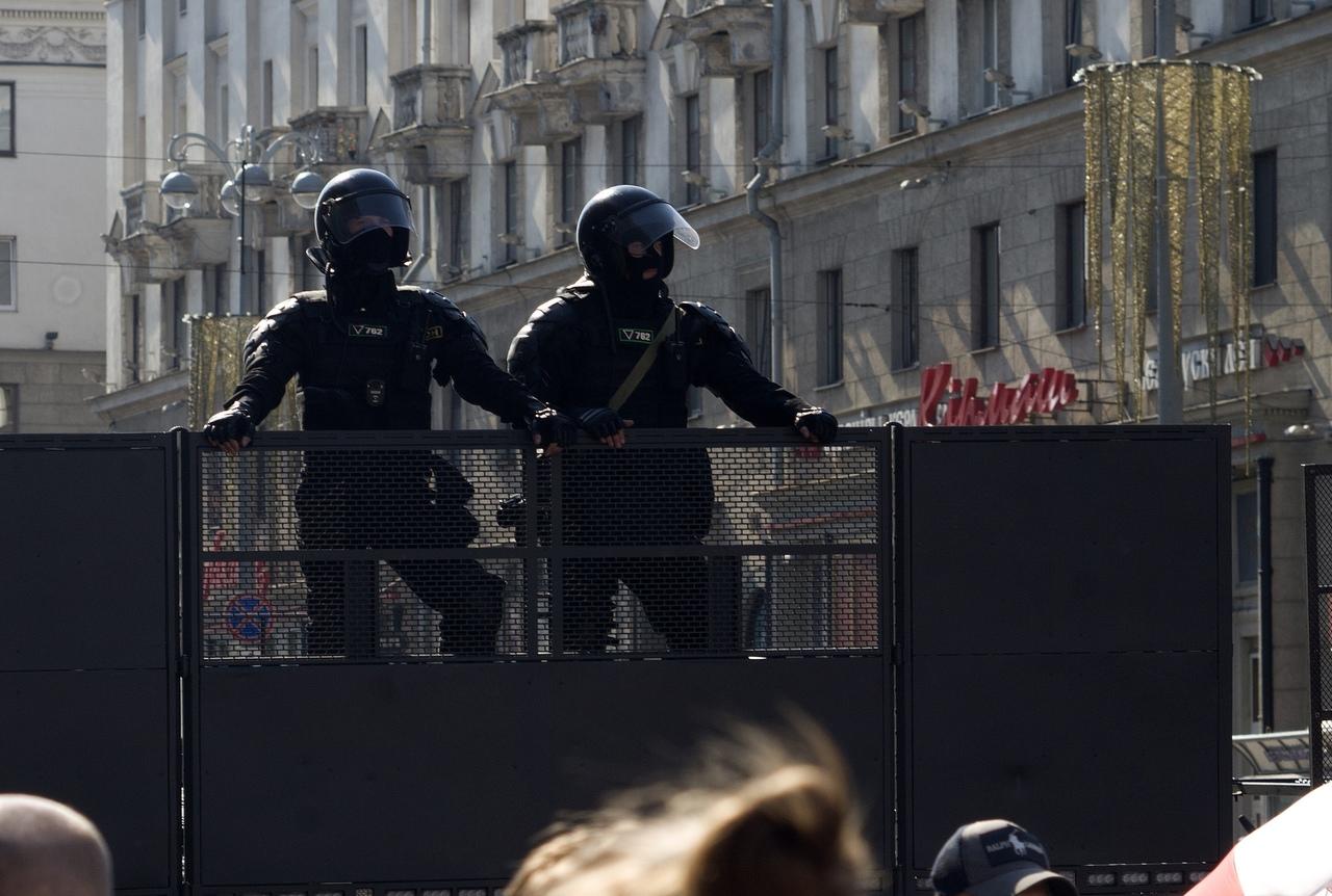 Белорусские протесты
