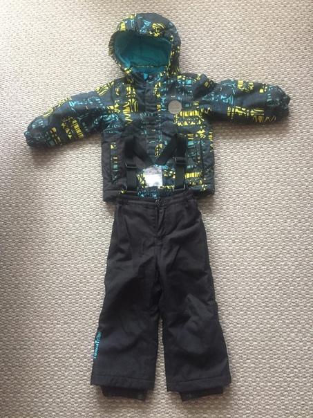 Продам: костюм зимний детский, рост 92, финский, м...