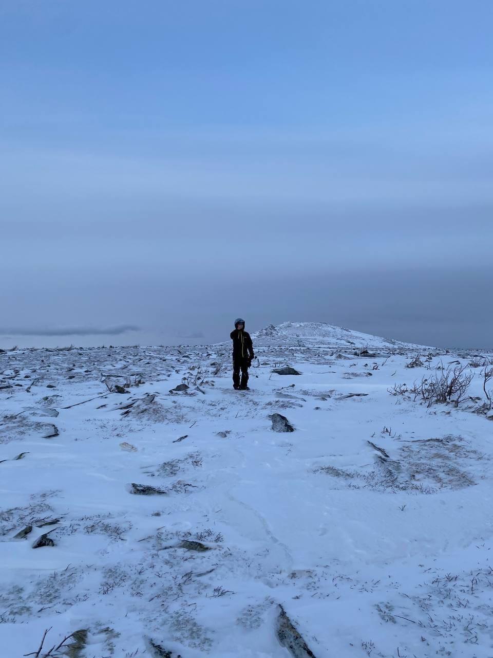 Возвращаюсь из невероятной экспедиции на перевал Дятлова.
