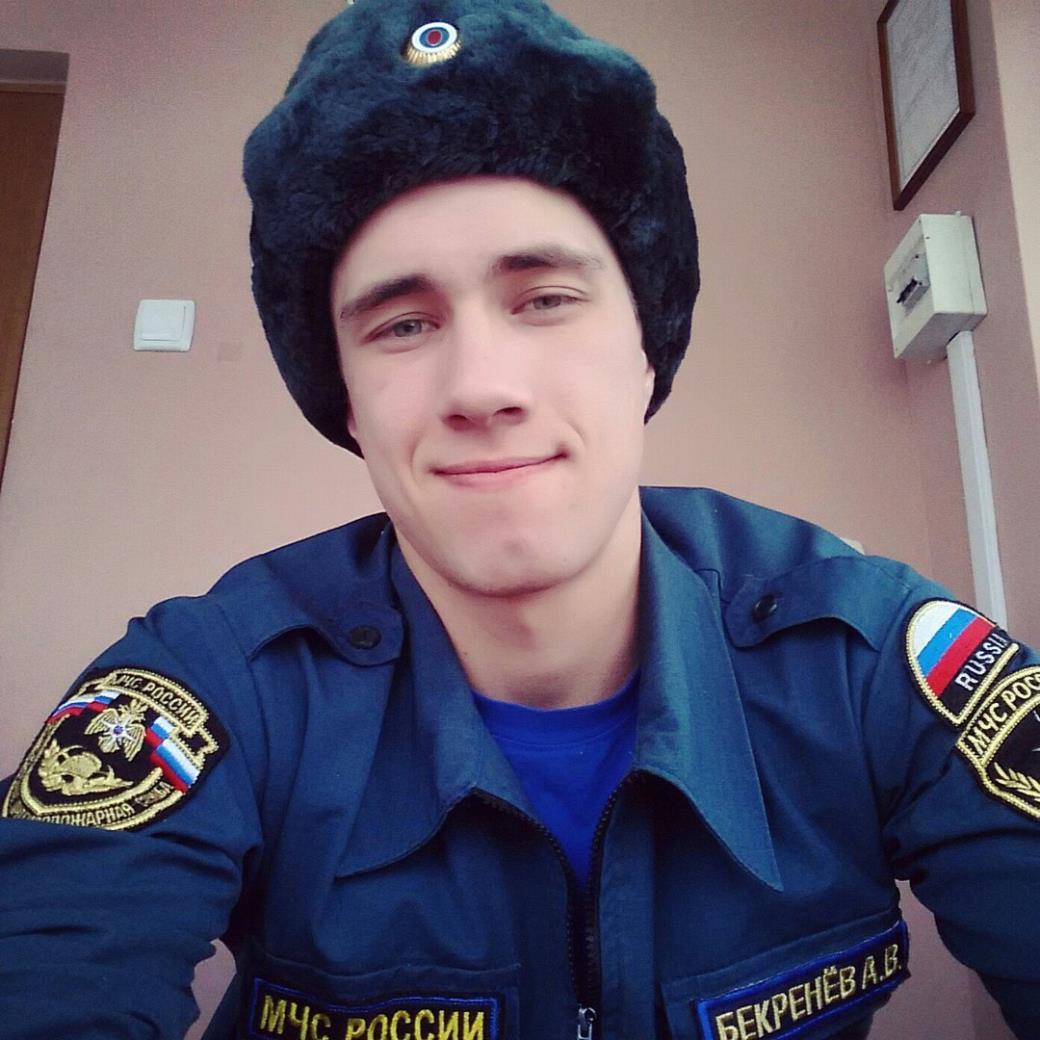 Родион Булгаков, Москва - фото №1
