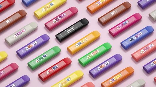 Одноразовые электронные сигареты cuvee оквэд для ип розничная торговля табачными изделиями