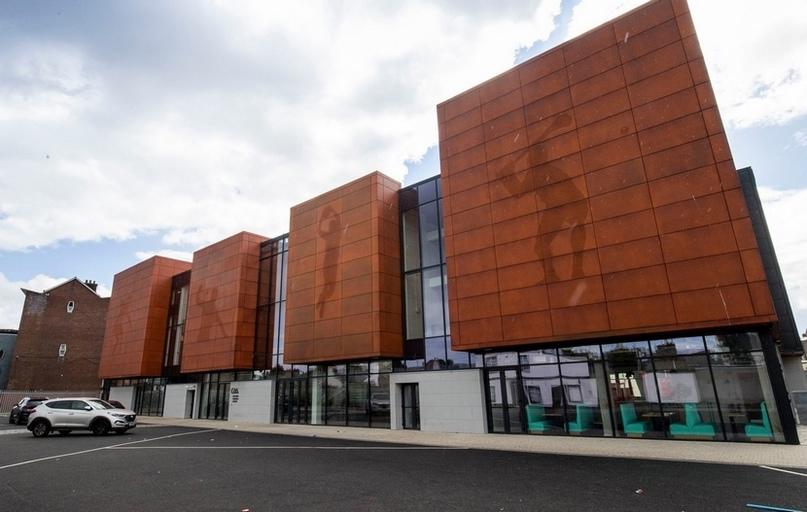 Национальный гандбольный центр в Дублине
