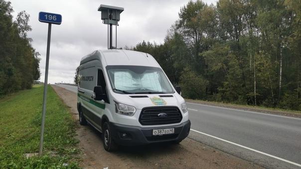 Опубликованы места установки мобильных дорожных ка...