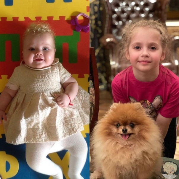 Максим Галкин поделился архивным снимком дочери Лизы