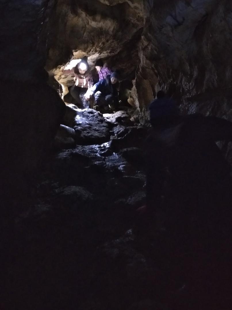 Поездка в пещеру «Сказ», изображение №1