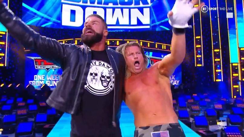 SmackDown 11.12.20, изображение №2