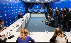 «Единая Россия» сформирует фракцию конституционного большинства в новом составе Госдумы