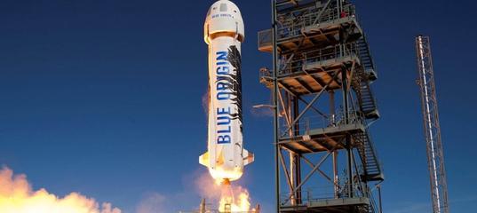 Более 70000 человек подписались против возвращения главы Blue Origin на Землю после полета в космос