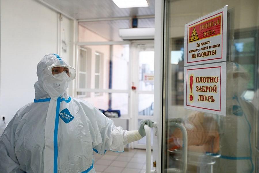 В Краснодарском крае скончались 16 пациентов с коронавирусной...