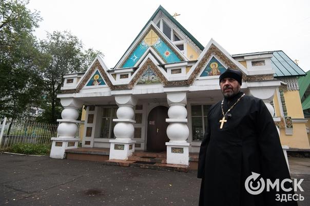 От молодёжного клуба-кафе до православного храма ☺...