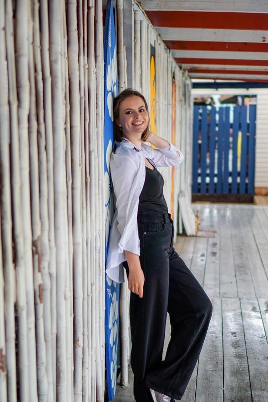 Индивидуальная фотосессия в Лазаревском - Фотограф MaryVish.ru