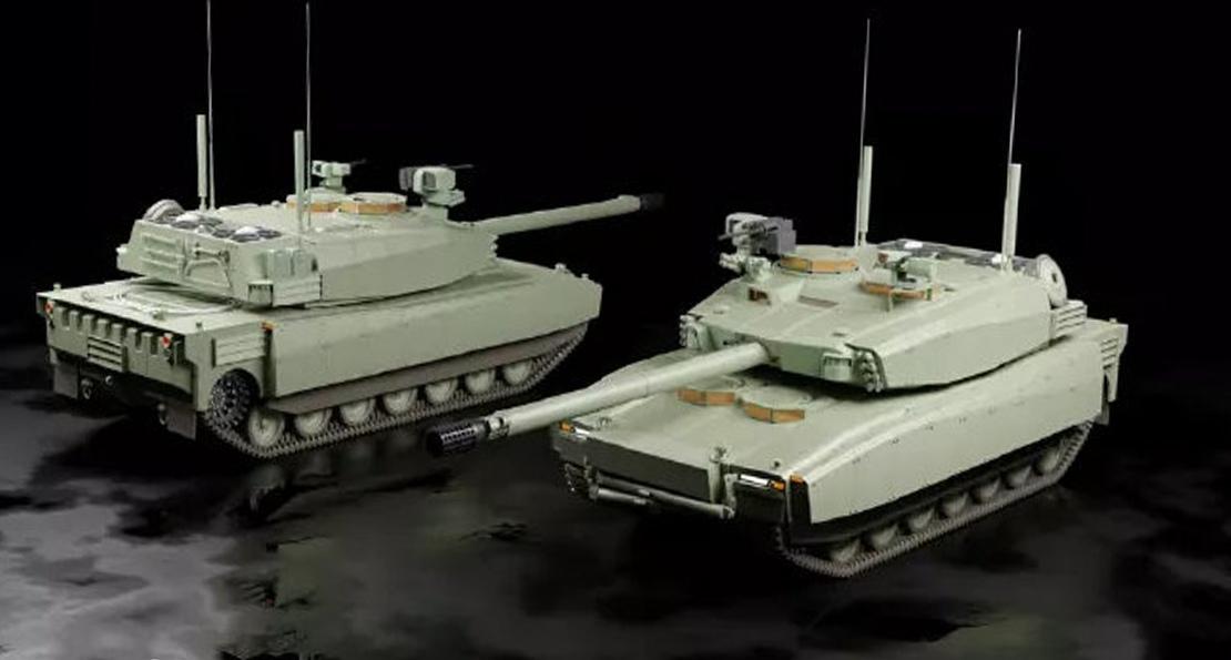 Концепт танка №3