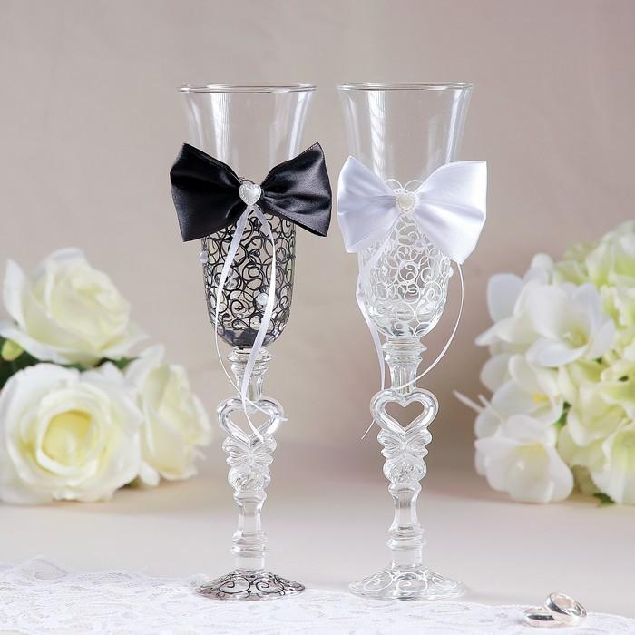 QoCEx4nmQtk - Красивые свадебные фужеры