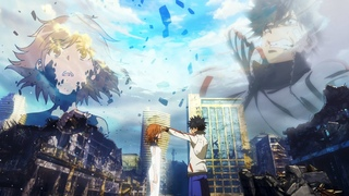 【AMV】Toaru Kagaku no Railgun T - Legends Never Die!