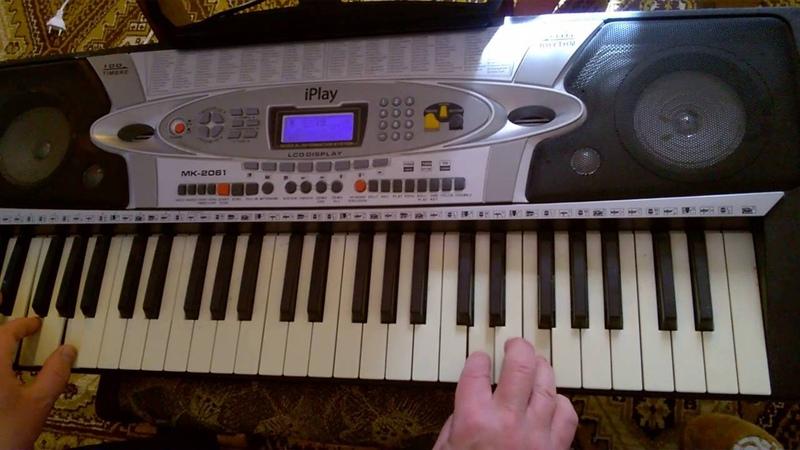 IPlay синтезатор демонстрация