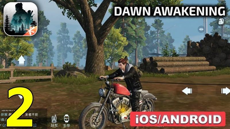 Dawn Awakening Gameplay Walkthrough (Android, iOS) - Part 2