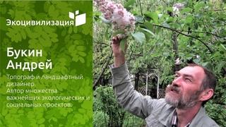 Создатель «Парка диких трав для пчёл» Букин Андрей Николаевич - Экоцивилизация