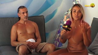 Naked Report - Rex - Chaman Exorcist Stories - Miami TV - Jenny Scordamaglia
