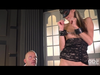 Gina Gerson (Masked Petite Double Penetrated /.) [2017 г., Gonzo, Anal, DP]