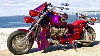 Extremely Special Boss Hoss Motorcycle 2020