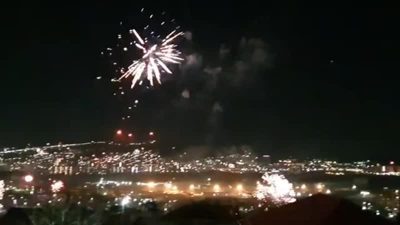 С Новым годом Love Новороссийск Салют в вашу честь