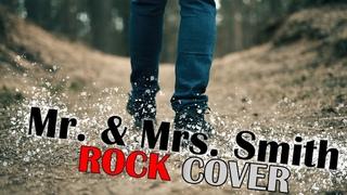 Егор Крид feat. Nyusha - Mr. & Mrs. Smith (ROCK Cover)