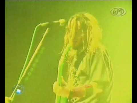 Soulfly Interview Live At Hristo Botev Hall Sofia Bulgaria 2003 02 25
