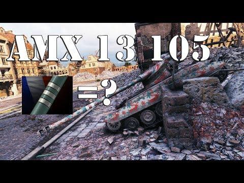 AMX 13 105 на БОНовом жИре - Ручки вспоминайте!
