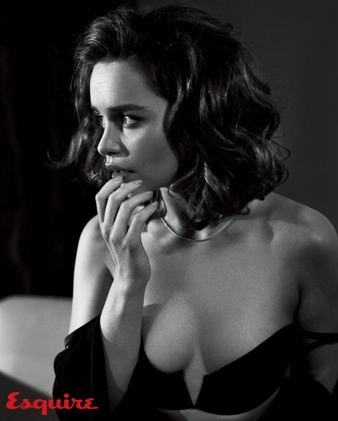 Эмилия Кларк для Esquire, 2015