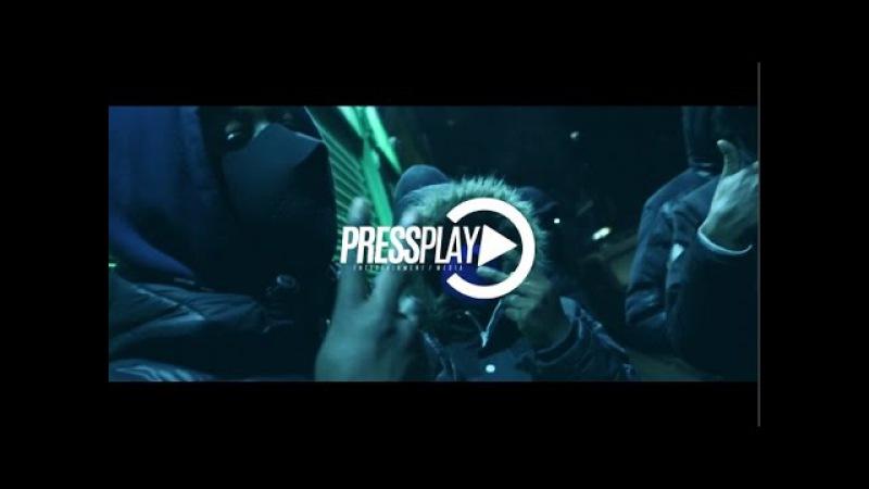 WoodGreen Dillz X Oj Snypz X Ramz Violence Music Video @itspressplayent